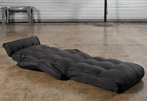cozy kino pro sofa chair sharper image. Black Bedroom Furniture Sets. Home Design Ideas