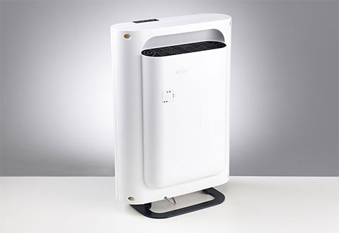 Whisper Quiet Bedroom Air Purifier Sharper Image