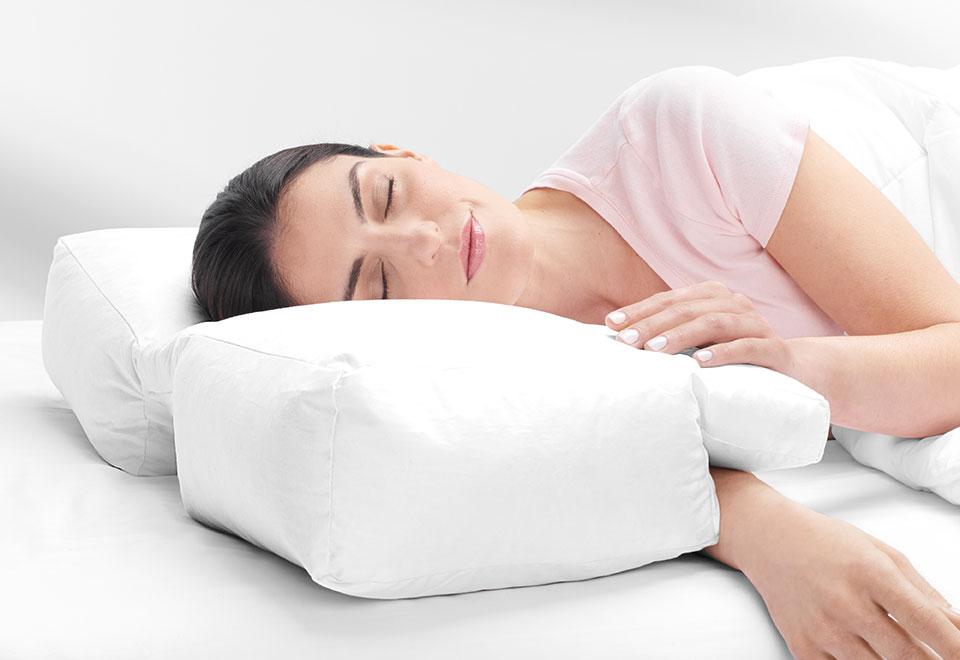 Arm Sleeper S Pillow Sharper Image