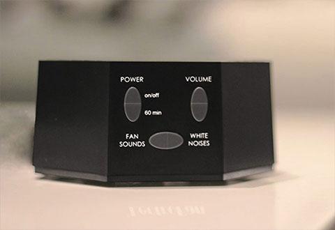 sound machine fan