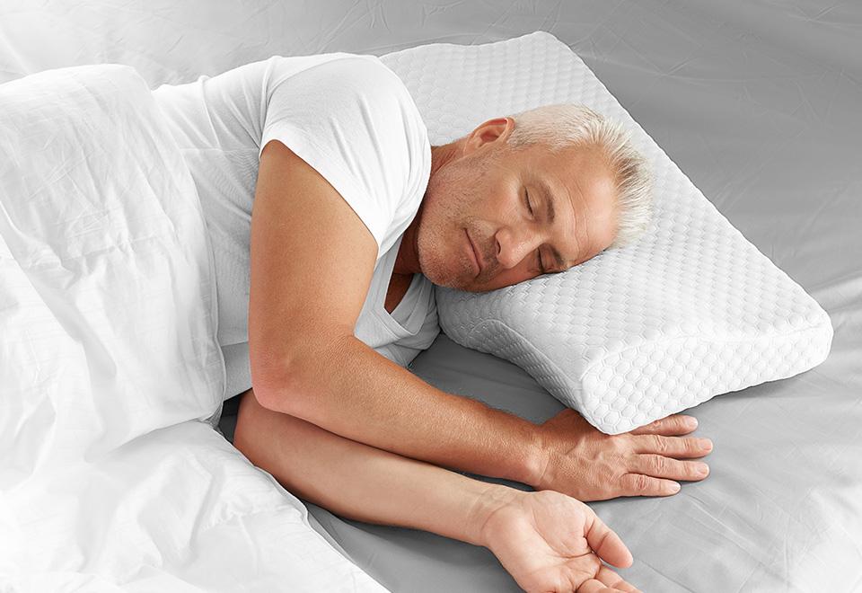 Advanced Anti Snore Pillow Sharper Image