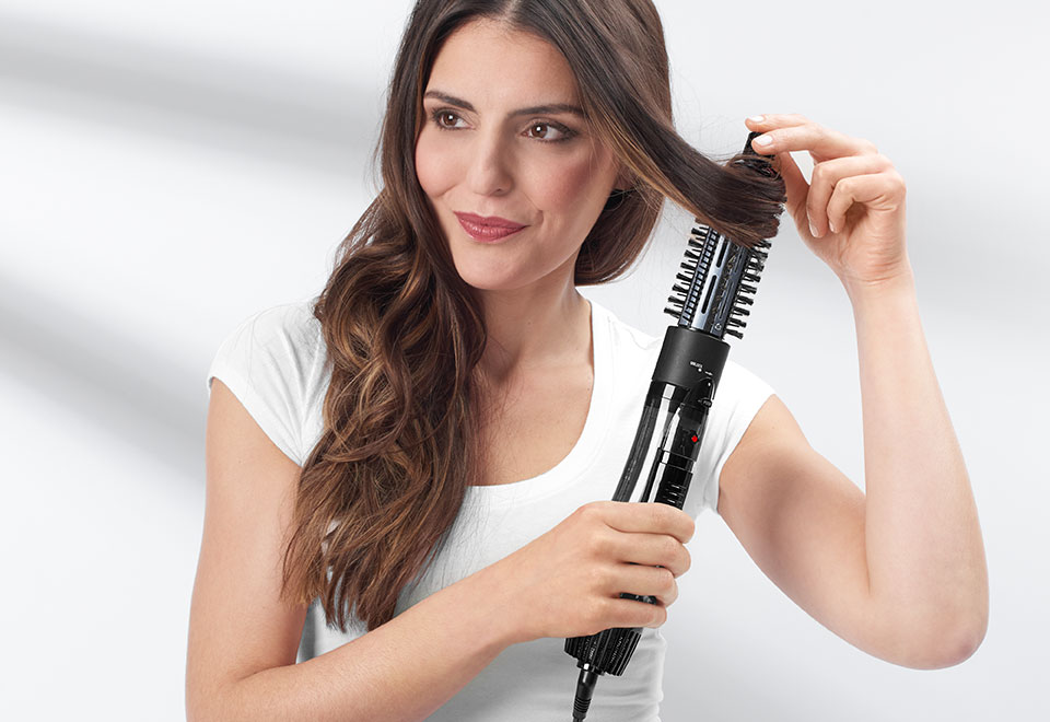 The Best Hair Drying Curling Iron Sharper Image
