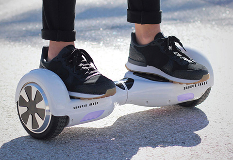 Factory Reconditioned Hoverboard Sharper Image